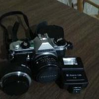 Pentax camera MG for sale in Marengo IL by Garage Sale Showcase member getrit2021, posted 01/08/2021