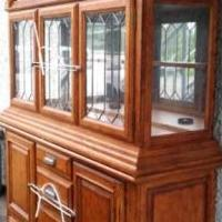 China cabinet / Hutch for sale in Bridgewater NJ by Garage Sale Showcase member Dizzo69, posted 07/08/2020