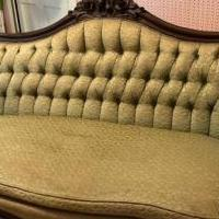 Victoria couch for sale in Pewaukee WI by Garage Sale Showcase member Peter, posted 07/17/2020