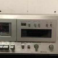 Akai Stereo Cassette Deck for sale in Scotrun PA by Garage Sale Showcase member Osomide, posted 10/06/2020