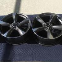 "18"" 2017 Mustang wheels for sale in Melbourne FL by Garage Sale Showcase member mustang17, posted 05/24/2020"