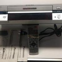 Panasonic DVD Video Receiver Model DMR-E60 for sale in Valparaiso IN by Garage Sale Showcase member DaleAP, posted 10/15/2020