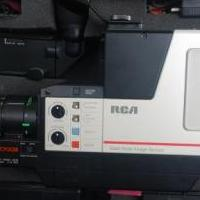 RCA Camcorder VHS HQ for sale in Valparaiso IN by Garage Sale Showcase member DaleAP, posted 10/15/2020