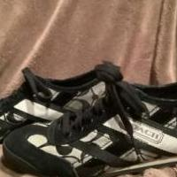 Coach tennis shoes size 8 for sale in Lamoure County ND by Garage Sale Showcase member Meckmann, posted 01/02/2021
