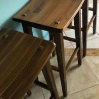 Bar/counter stools for sale in Fort Myers FL by Garage Sale Showcase member Opal63, posted 01/27/2021