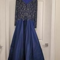 Beaded evening ball gown for sale in Edison NJ by Garage Sale Showcase member Elaynesch, posted 04/10/2021
