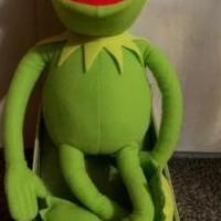 Disney: The Muppets: Kermit Plush for sale in Statesboro GA by Garage Sale Showcase member Lavinia_Vespers, posted 01/22/2021
