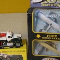CORGI CLASSIC MACK TRUCK and PIONEERS OF FLIGHT for sale in Tyler TX by Garage Sale Showcase member SANDFLAT, posted 02/17/2021