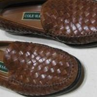 COLE HAAN BROWN LEATHER LOAFERS MEN'S 10 M for sale in Tyler TX by Garage Sale Showcase member SANDFLAT, posted 03/02/2021