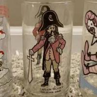 McDonalds Collectible Glasses for sale in Whitehouse Station NJ by Garage Sale Showcase member judyesp, posted 01/28/2021