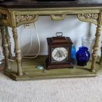 Vintage Table for sale in Rahway NJ by Garage Sale Showcase member akimmelman, posted 03/01/2021