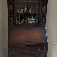 Secretary (Armoire) for sale in Rahway NJ by Garage Sale Showcase member akimmelman, posted 03/01/2021
