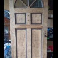 Antique wood/glass door for sale in Grainger County TN by Garage Sale Showcase Member Nhileman