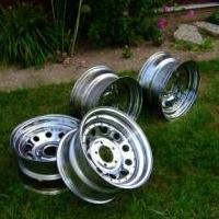 Chrome Wheels for sale in Ogemaw County MI by Garage Sale Showcase Member Mtredhead
