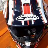 Motocross Helmet for sale in Ogemaw County MI by Garage Sale Showcase Member Mtredhead