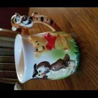 Winnie the Pooh Cup for sale in Cedar County IA by Garage Sale Showcase Member Mama C