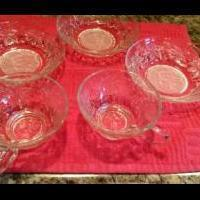 Princess House Dishes for sale in Cedar County IA by Garage Sale Showcase Member Mama C