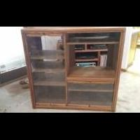Entertainment center for sale in North Tonawanda NY by Garage Sale Showcase Member Simplify