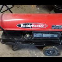 Reddy Heater for sale in Emery County UT by Garage Sale Showcase Member Wmfauver