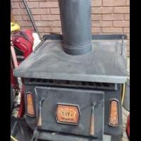 Wood Burning stove for sale in Emery County UT by Garage Sale Showcase Member Wmfauver