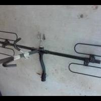 Bicycle rack for sale in Greenville TX by Garage Sale Showcase Member Cbeasley969