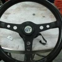 GRANT STEERING WHEEL for sale in McLennan County TX by Garage Sale Showcase Member Gweaver111