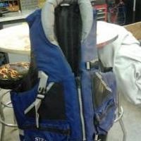 LIFE VESTS {STEARN} for sale in McLennan County TX by Garage Sale Showcase Member Gweaver111