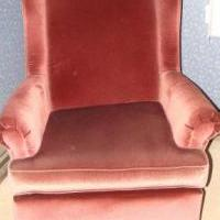 WING BACK CHAIR for sale in Marion County OH by Garage Sale Showcase Member Hurricane19
