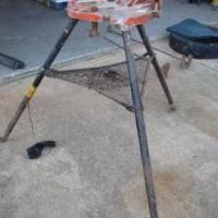 Ridgid No40 Tristand for sale in Clermont County OH by Garage Sale Showcase Member Mag71133