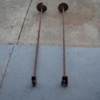 Earth Screw Anchors for sale in Clermont County OH by Garage Sale Showcase Member Mag71133