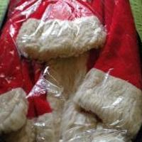 SANTA CLAUSE SUIT for sale in Fauquier County VA by Garage Sale Showcase Member BP VIRGINIA GARAGE SALE