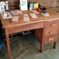 TEACHERS DESK for sale in Fauquier County VA by Garage Sale Showcase Member BP VIRGINIA GARAGE SALE