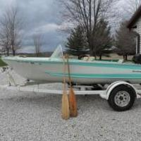 1960 DURACRAFT BOAT for sale in Morrow County OH by Garage Sale Showcase Member Princess