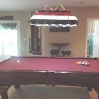 Pool table for sale in Alexandria KY by Garage Sale Showcase Member Sbella