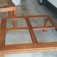 Coffee table/end table for sale in Davis County UT by Garage Sale Showcase Member BD Finlay