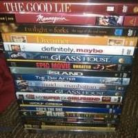 LOTS OF DVD MOVIES for sale in THOMSON GA by Garage Sale Showcase Member LUV-B-N-DEEZBABY