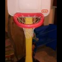 *******TODDLER BASKETBALL GOAL****** for sale in THOMSON GA by Garage Sale Showcase Member LUV-B-N-DEEZBABY