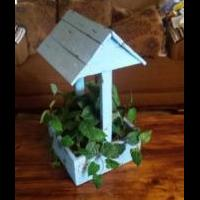 Wishing Well flower planter for sale in Emery County UT by Garage Sale Showcase Member Br204cash