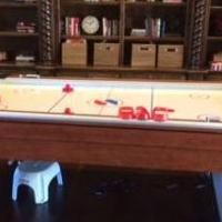 Air Hockey Table for sale in Loomis CA by Garage Sale Showcase Member Mnewman