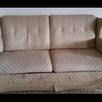 Sofa with pullout bed for sale in Steuben County NY by Garage Sale Showcase Member Krslyn