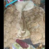 RABBIT FUR COAT for sale in Dexter MO by Garage Sale Showcase Member GSS Member 2793