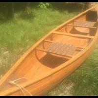 Canoe for sale in Forest County WI by Garage Sale Showcase Member Bmbrpilot