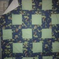 Diego infant size quilt for sale in Baker County FL by Garage Sale Showcase Member Ruths Handmaid Crafts And More
