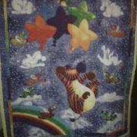 Cosmic Zebra for sale in Baker County FL by Garage Sale Showcase Member Ruths Handmaid Crafts And More