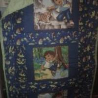 Diego Blanket for sale in Baker County FL by Garage Sale Showcase Member Ruths Handmaid Crafts And More