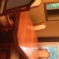 Oak Dining Room Set for sale in Monmouth County NJ by Garage Sale Showcase Member New Jersey Tanya