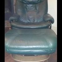 Leather Chair for sale in ROCK SPRINGS WY by Garage Sale Showcase Member Scowhite
