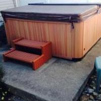 Hot Tub for sale in Elk County PA by Garage Sale Showcase Member Grammakmw
