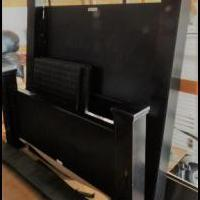 Ashley Furniture Black Bed Frame for sale in Alexandria MN by Garage Sale Showcase Member Chrystal