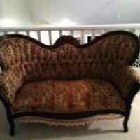 Antique love seat for sale in Camden County GA by Garage Sale Showcase Member Paulette